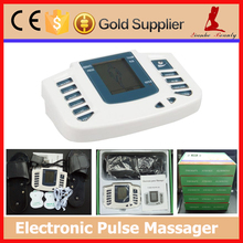 Health herald digital therapy machine / smart electronic pulse massager