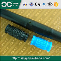 Plastic Tube With Round Emmitter