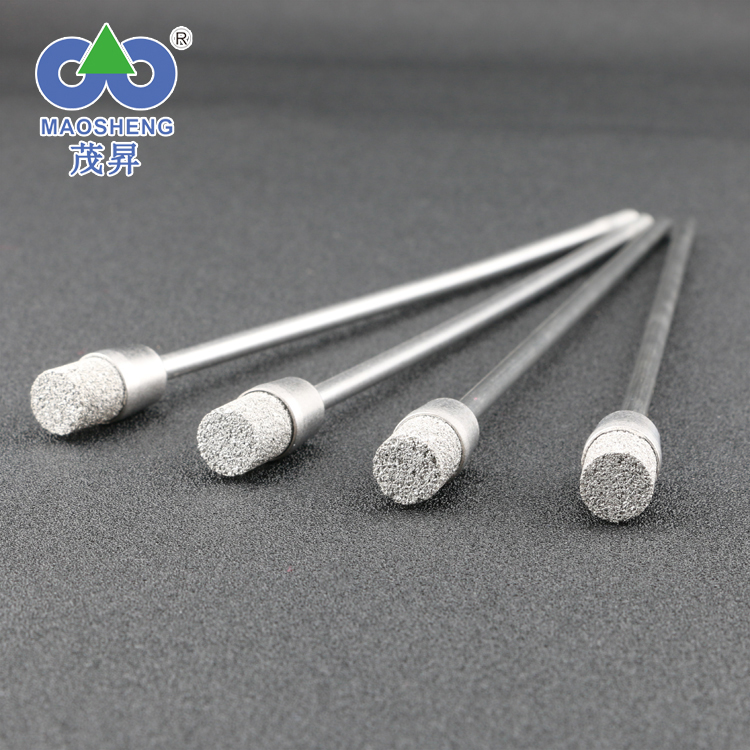 Stainless Steel Sintered Filter Tube air compressor air filter element