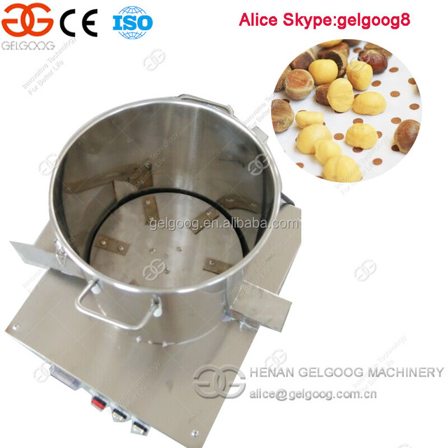 Chestnut Shelling Machine, Chestnut Husk Peeling Machine, Chestnut Shell Removing Machine
