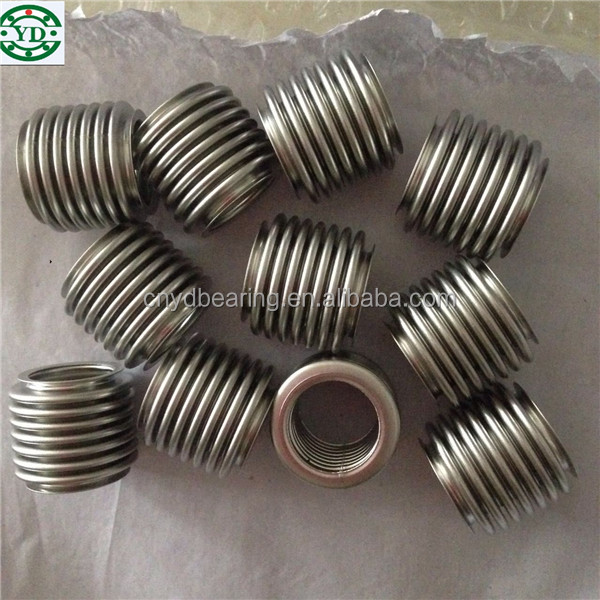 For coupler vacuum solar power SS304 stainless steel metal Bellow