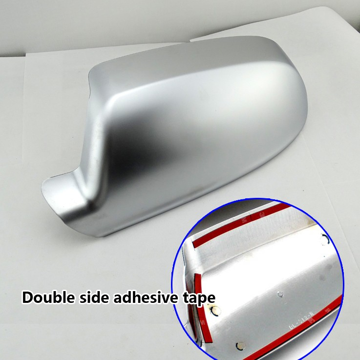 Wholesale car A5 rearview mirror covers for Audi A5 with low MOQ
