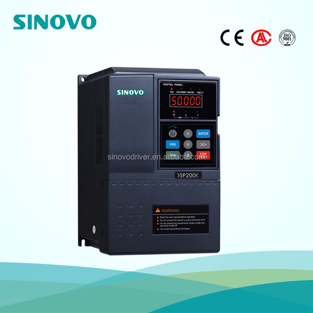 380 volt Agriculture AC three phase solar water pump controller power inverter