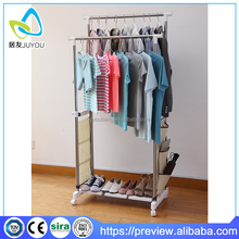 Houseware adjustable stainless steel laundry drying rack