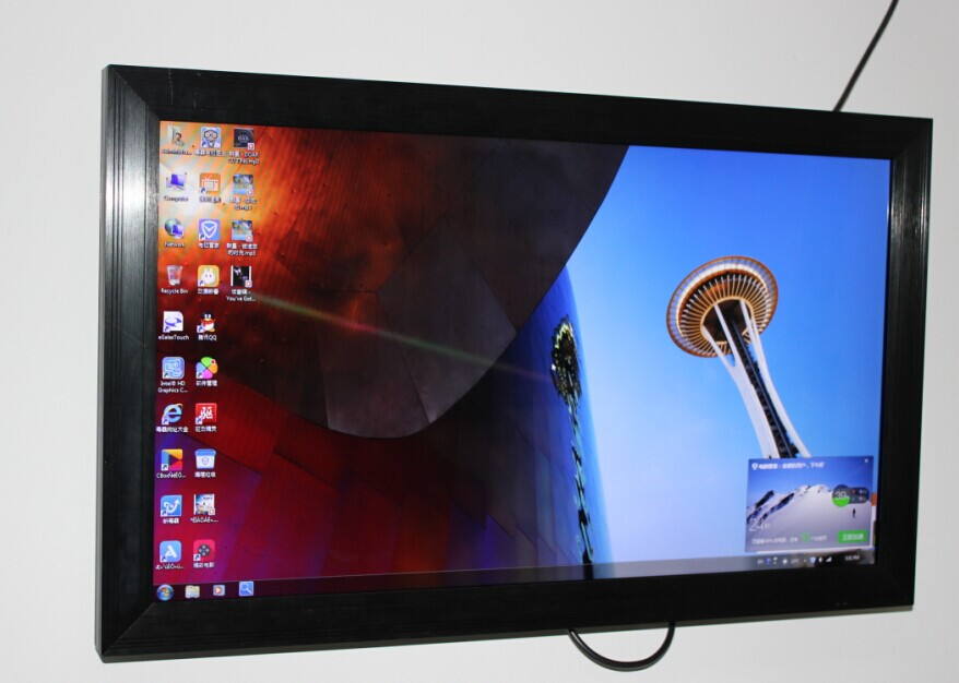 Factory wholesale 42 inch high quality Cheap touch screen AIO pc