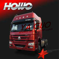 used tractor truck Heavy Truck Sinotruk HOWO 6*4 tractor truck