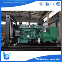 volvo turbocharged diesel generator for marine diesel engine