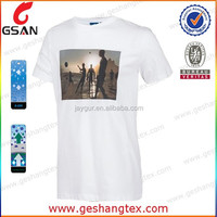 Custom T-shirt men's dri fit t-shirt Slim fit T-shirt