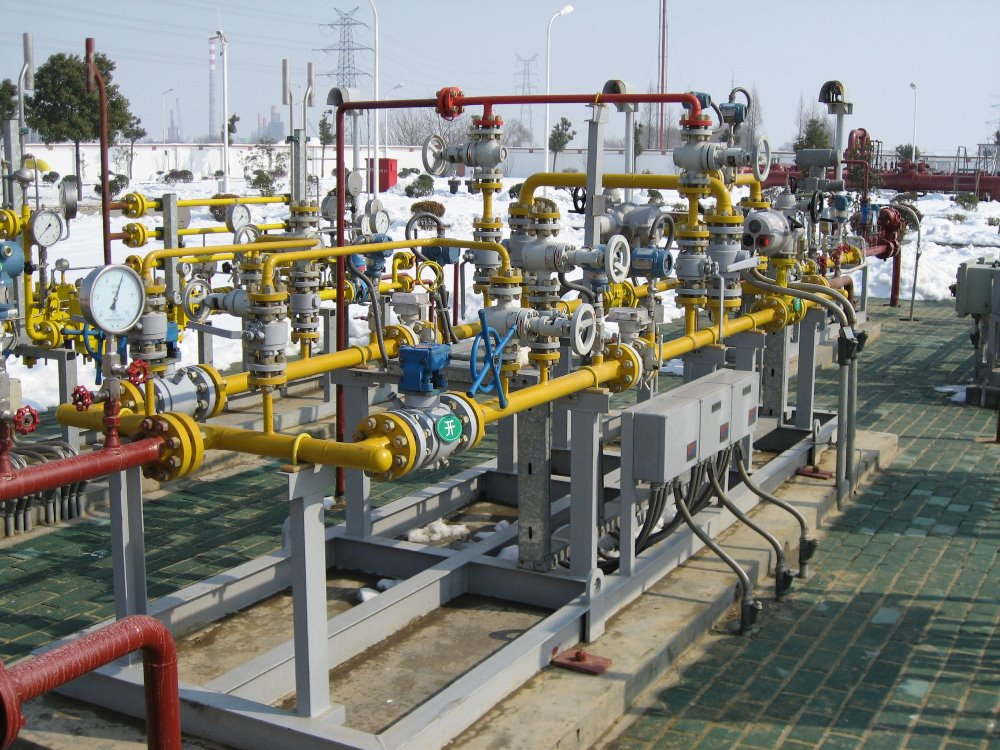 Natural Gas Pipeline Malaysia