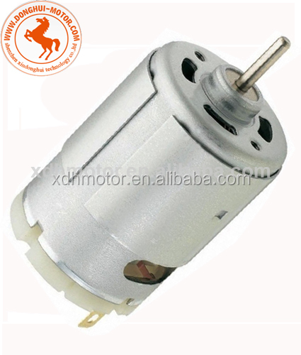 High quality 12v 35.8mm DC electric fan motor RS-540 & RS-545