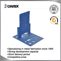 High precision oem metal sheet fabrication goods with ISO9001