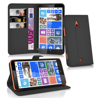 Finest Leather phone cover For Microsoft Lumia 1320 Flip Cover Case For Nokia Lumia