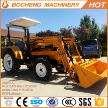 Cheap small farm tractor front end loader for sale