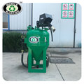 Best offer portable dustless blasting equipment with high efficiency for rust removal