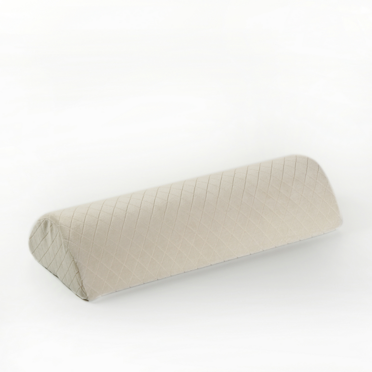 Long full body side cylinder memory foam leg bolster foot Pillow