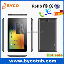 Low price android 7 inch touch screen tablet pc m706 GPS dual sim 3G cheap phablet