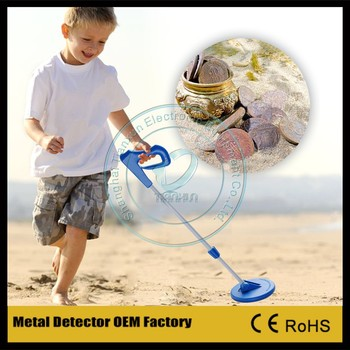 starter metal detector for kids MD-1005