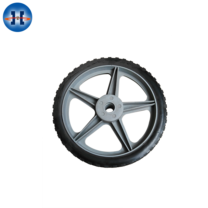 7x1.75 inch plastic wheel for tool cart