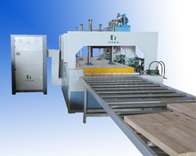 High Frequency Press For Edge Glue Wood Board Jointing Machine