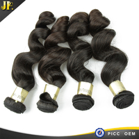 Free shipping with 3 bundle a lot cambodian loose curly hair wefts