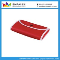 guangzhou promotional gifts foldable garment bag on wheels