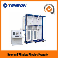 Tenson air tightness and water tightness test machine,Door and Window Physical Property Tester