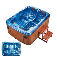 Worldwide dealer Chinese Manufacturer outdoor spa for family