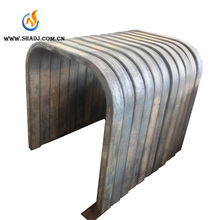 wholesale customized square aluminium Tube Bending with all Kinds of surface treatment