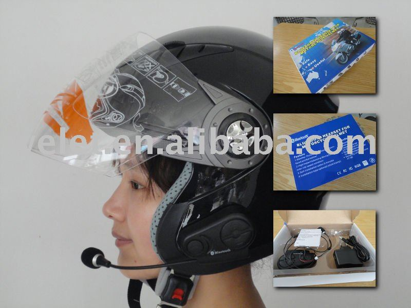 ECE BLUETOOTH HELMET