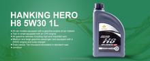 HANKING HERO H8 5W30 1L*12 100% synthetic engine Oil fully car Lubricant Oil