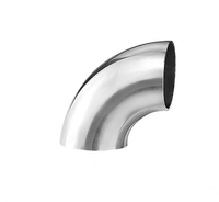 Stainless Steel Elbow 304 handrail 45 degree elbow/pipe elbow/steel pipe elbow