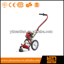 Gasoline wheel brush cutter with CE