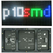 Full color rgb Indoor P10 led screen module for HD video display