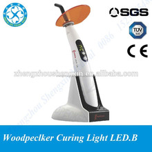 Woodpecker dental light cure led B /dental led curing light with CE,FDA