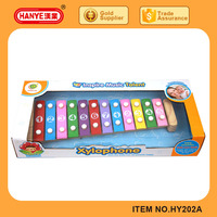8 Scale Lovely Xylophone Music Toy for Children