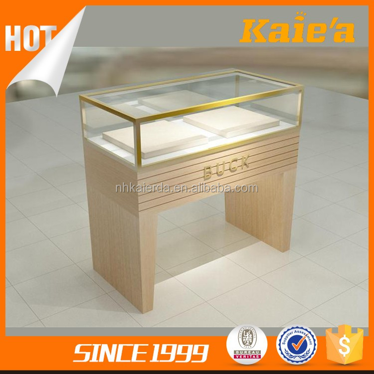 Factory price jewelry exhibition display counter