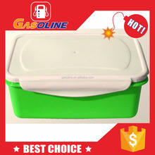 Best price decorative plastic lunch tray/food container