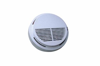Wireless Ionization Fire Smoke Detector with Alarm Sensor Home Office Gadget for House Safety Security