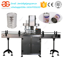 Plastic Jar Sealing Machine|Can Sealer Machine