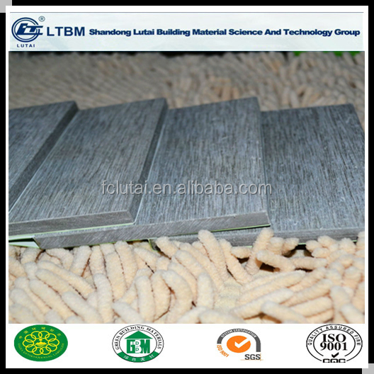 Eco green panels exterior wall panel fiber cement prices