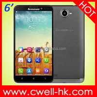 6'' mobile phone original Lenovo s939 phablet MTK6592 Octa Core 3G WCDMA 1GB RAM 8GB international rom