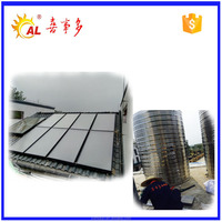 Solar thermal application flat plate heating solar swimming pool collector