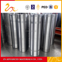 High strength, corrosion resistant GR5 or TC4 titanium alloy ingot