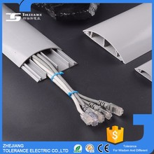 High strength factory supply SGS approved plastic pvc wiring cable duct