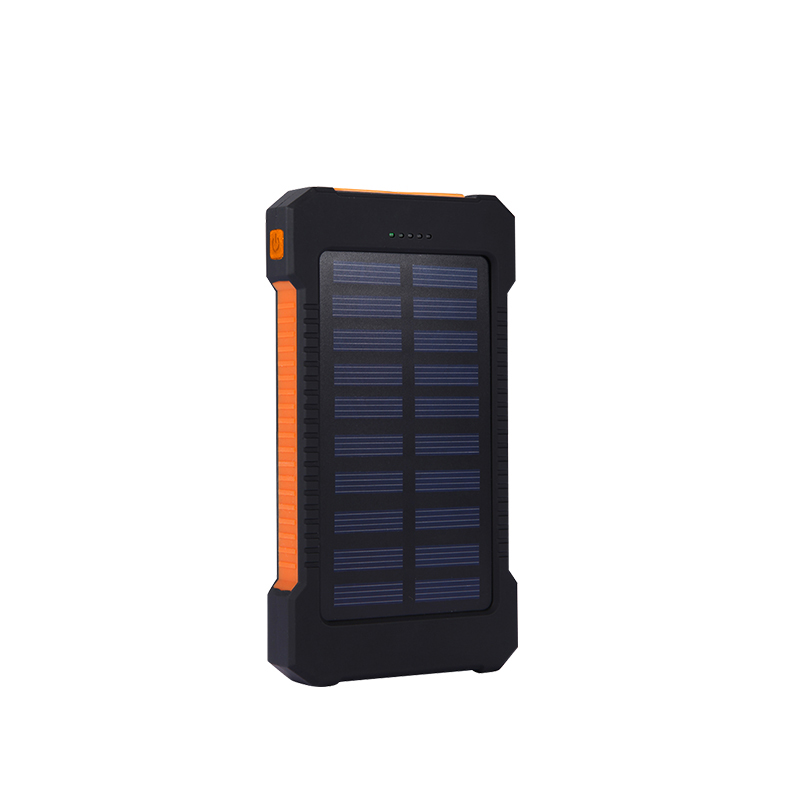 famous brand mobile power bank rechargeable solar power bank