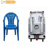 Folding table pp injection concrete chair and table moulding