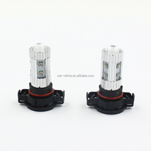 50W PSY24W HIGH POWER CRE XBD LED AMBER INDICATOR <strong>BULBS</strong> For AUDI CAR CANBUS FREE ERROR PSY24W PSX24WLED TURN LIGHTS