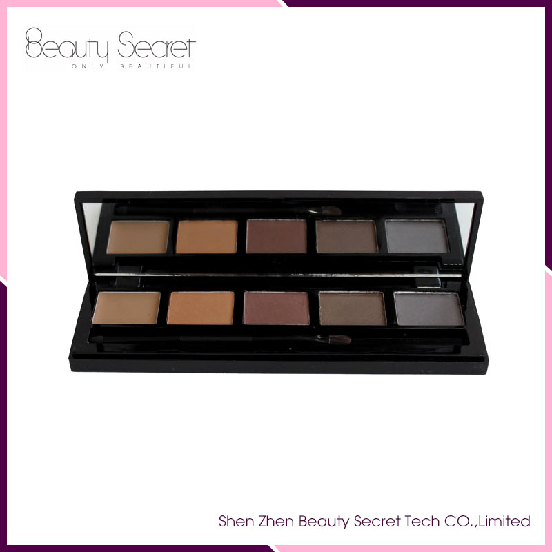 2016 best selling products Wholesale makeup 5 colors palette eyebrow powder