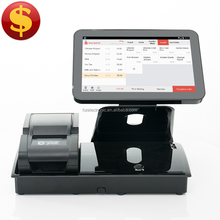 12.1 inch pos system all in one cash register all-in-one pc