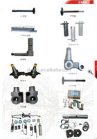 Forklift parts rear axle series
